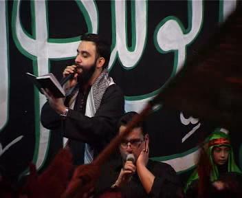 دانلود مراسم شب هفتم محرم ۹۱ با نوای دلنشین حاج جواد مقدم