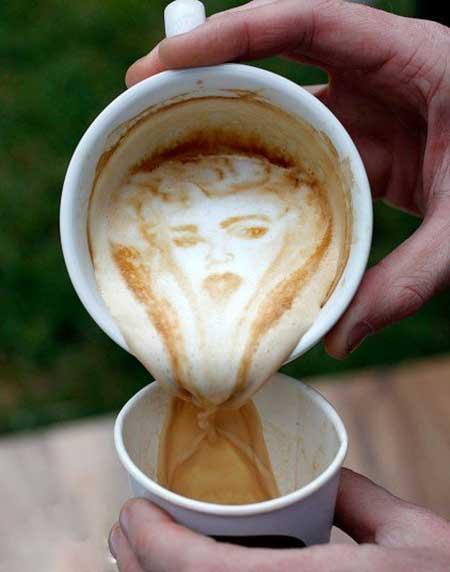 عکسهای جذاب,تصاویر دیدنی,قهوه