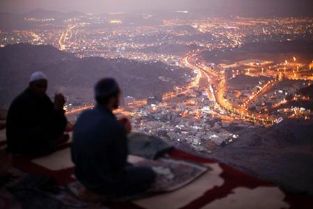 عکسهای جالب,تصاویر دیدنی,نماز