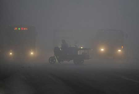 عکسهای جذاب,تصاویر دیدنی,آلودگی هوا