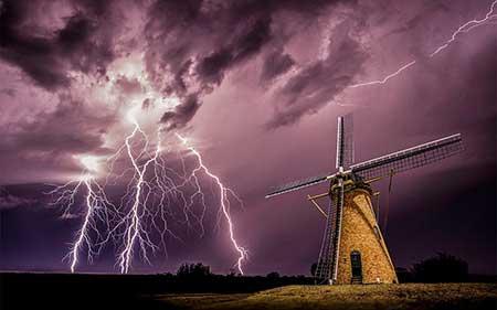 عکسهای جالب,تصاویر جالب,رعد و برق