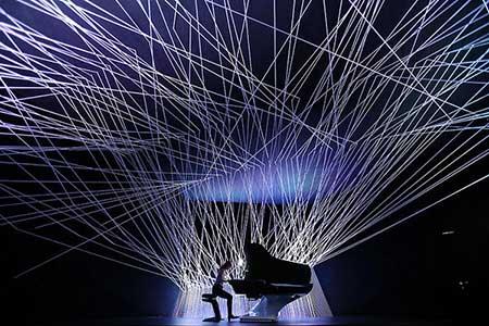عکسهای جالب,تصاویر دیدنی,پیانو