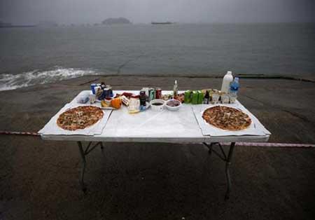 تصاویر دیدنی,تصاویر جالب,قربانیان کشتی غرق شده کره جنوبی