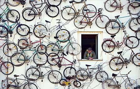 تصاویر دیدنی,تصاویر جالب,دوچرخه