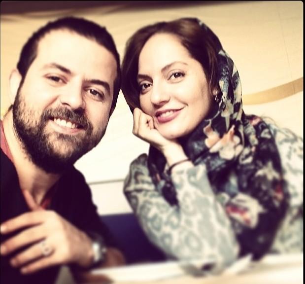 """جزییات ازدواج مهناز افشار با """"محمد امین رامین"""" از یاران نزدیک احمدی نژاد! + عکس"""