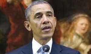 سوءاستفاده تبلیغاتی سامسونگ از اوباما+عکس