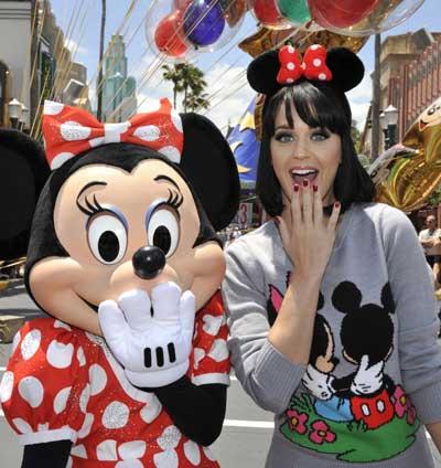 عکس و بیوگرافی کتی پری (Katy Perry)
