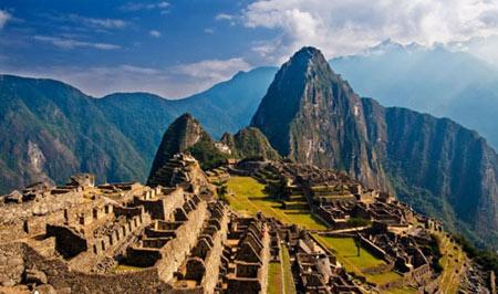 ماچو پیچو,عجایب هفت گانه جهان
