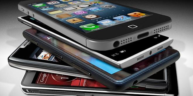 قیمت انواع تلفن همراه