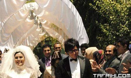 عکس هایی از عروسی گلزار و النازشاکردوست در یک فیلم عروسی