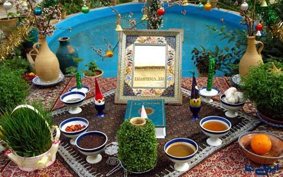 آموزش سبزه کاری کوزه ویژه عید نوروز 93  + عکس