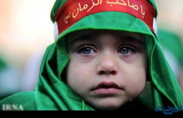 عکس های شیر خواران حسینی