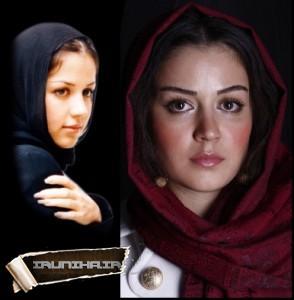 ایرونی ها , بازیگران ایرانی در مشهوریت
